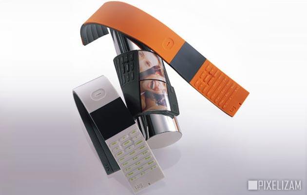 NEC tag mobitel