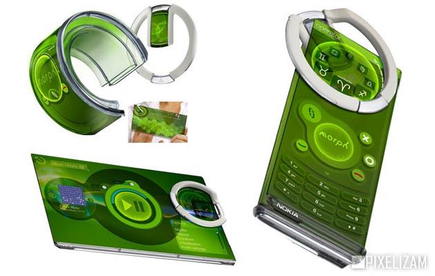Nokia Morph