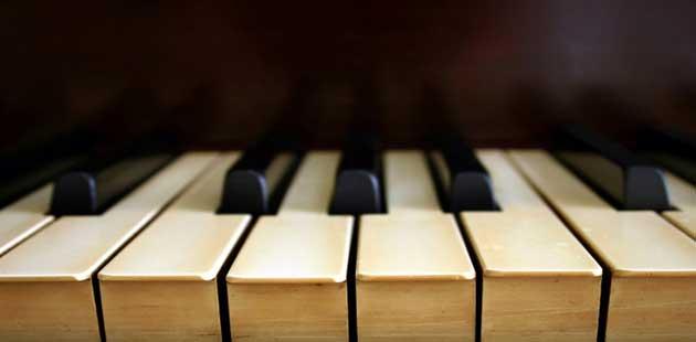 VIDEO: Pogledajte kako izgleda zvuk klavira 'naslikan na platnu'