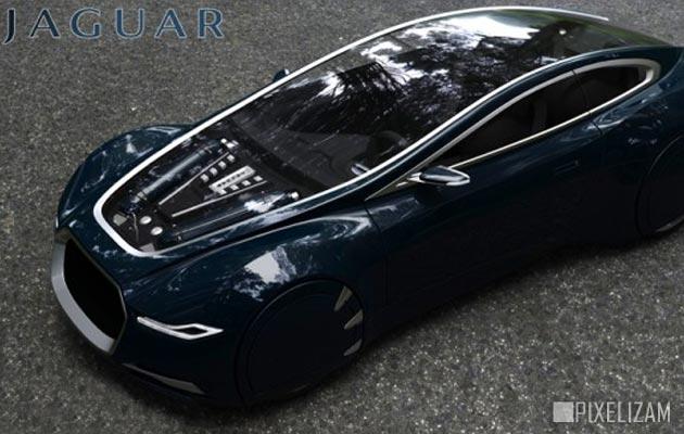 Jaguar C XC