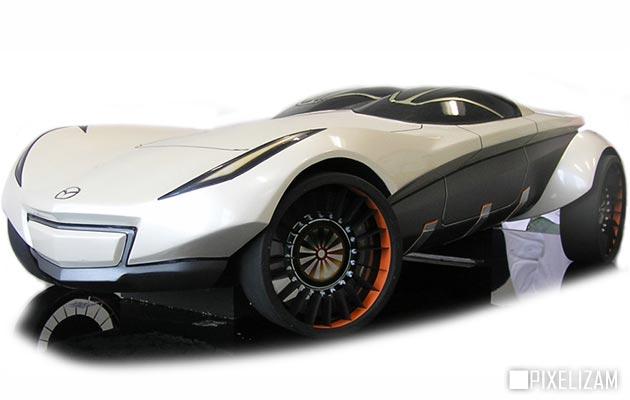 Mazda TONBO