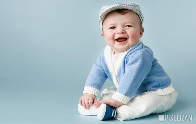 beba se smije