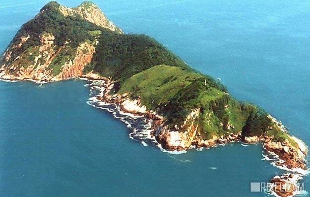 Ilha Grande Da Queimada