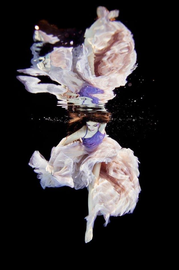 plutanje ispod vode