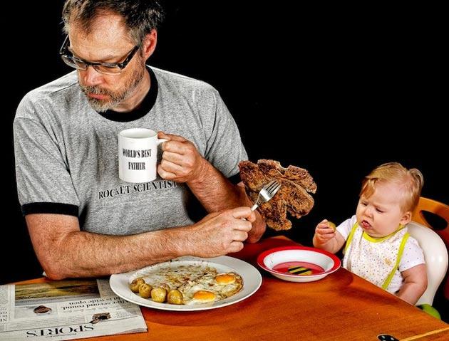 otac i kcerka