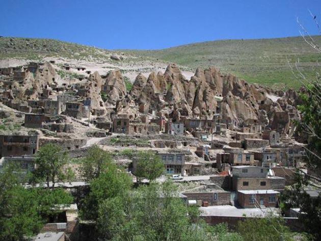 Najlepša sela na svetu Kandovan1