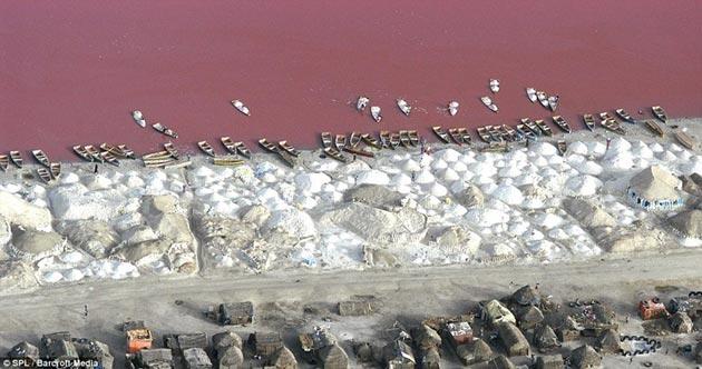rozo jezero retba