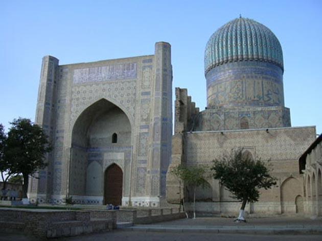 Bibi Khanum džamija