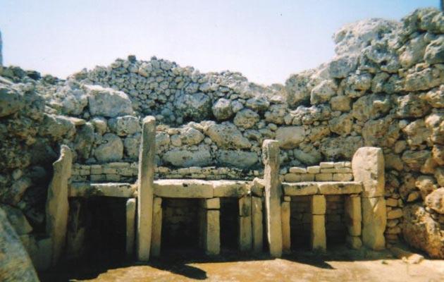 Ggantija-hramovi