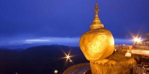 Kyaiktiyo-Pagoda