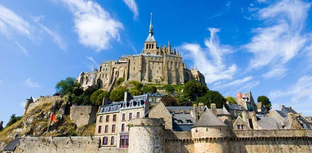 Najlepše crkve i katedrale  - Page 3 Mont-St-Michel