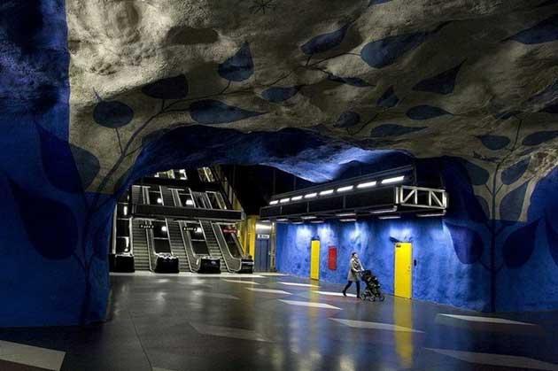 metro u Stockholmu