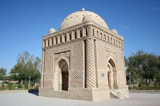 Samanidov mauzolej