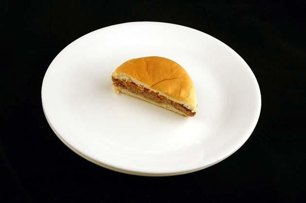 Cheeseburger / 72 grama