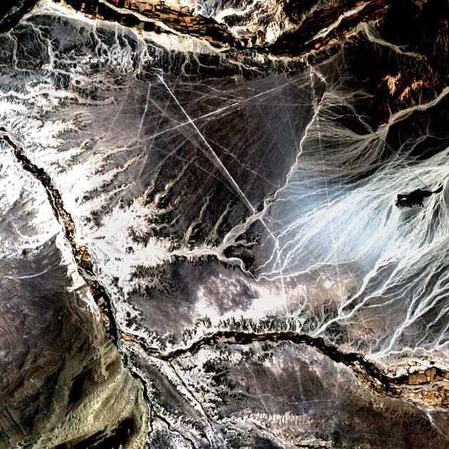 Nazca linije, Peru