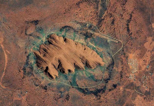 Uluru, Australija
