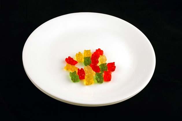 Gumeni bomboni / 51 gram