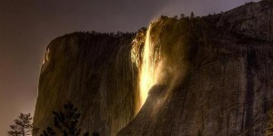Horsetail-Fall