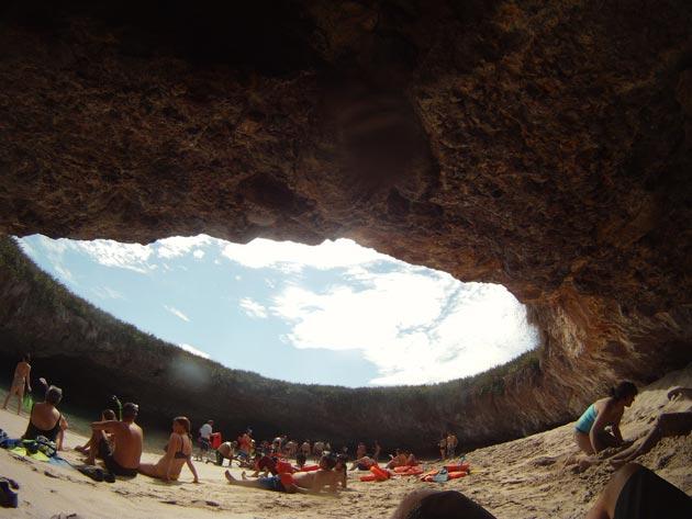 Najčudnije plaže na svetu  Skrivena-plaza2