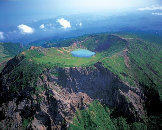 Hallasan - najviša planina u Južnoj Koreji