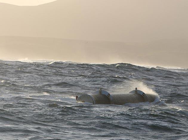 Škotska drži 10 posto europskog potencijala za iskorištavanje energije valova
