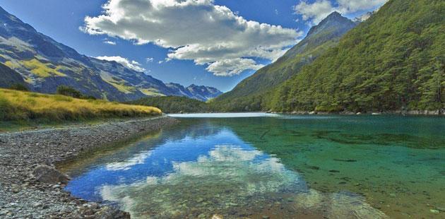 Jezera - Page 3 Plavo-jezero