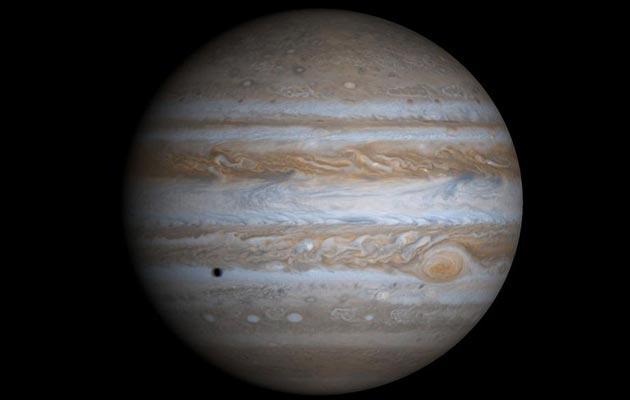 Krajnje negostoljubive planete (za ljude) Jupiter