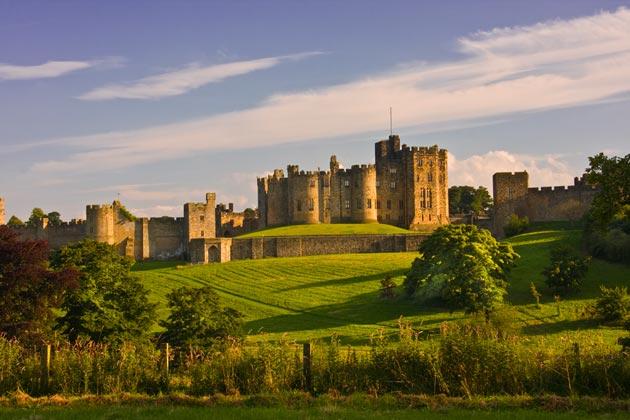 Alnwick dvorac