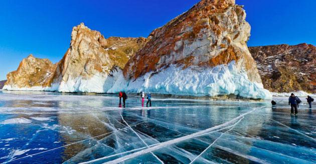 Najhladnija mesta na Zemlji Bajkalsko-jezero-2