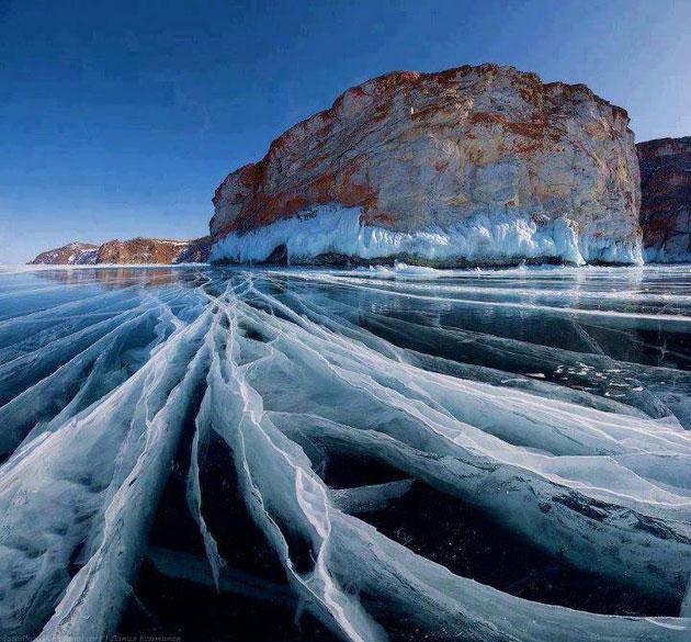 Najhladnija mesta na Zemlji Bajkalsko-jezero-3
