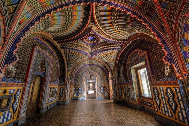 Dvorci koje verovatno nikada nećete posedovati - Page 3 Sammezzano-dvorac-1
