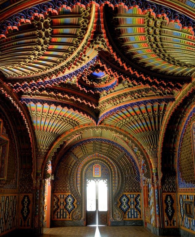 Dvorci koje verovatno nikada nećete posedovati - Page 3 Sammezzano-dvorac-2a