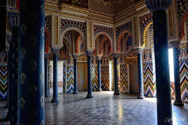 Dvorci koje verovatno nikada nećete posedovati - Page 3 Sammezzano-dvorac-3