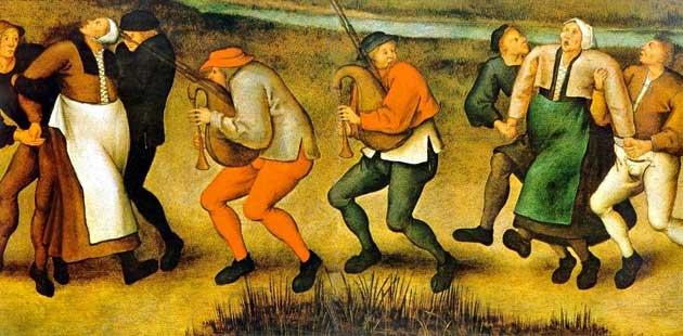 BIZARNI DOGAĐAJI: Epidemija plesa u Strasbourgu 1518. godine