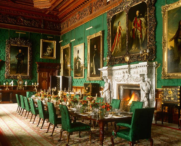 Dvorci koje verovatno nikada nećete posedovati - Page 3 Alnwick-Castle-7