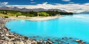 Pukaki-jezero