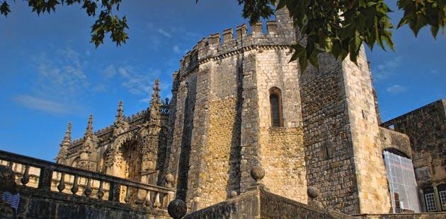 Convento-de-Cristo