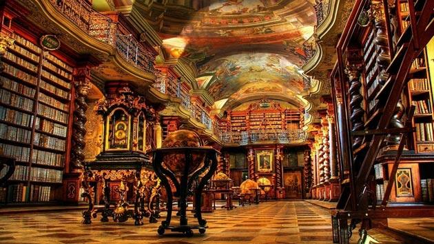 Klementinum-biblioteka-1