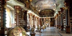 Klementinum-biblioteka