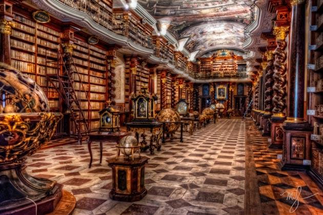 Klementinum-biblioteka-8