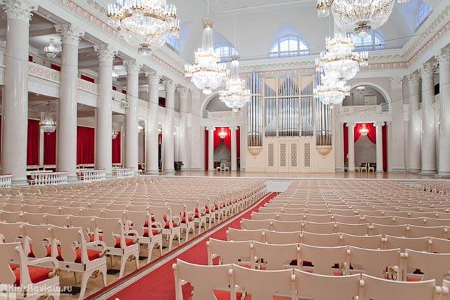 Sankt Peterburška Filharmonija