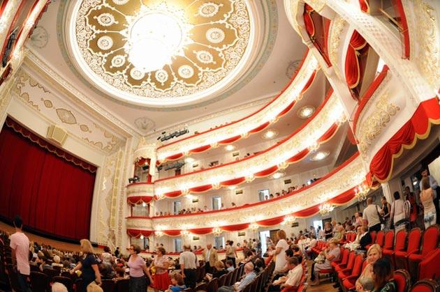 Državni Akademski Teatar Baleta Borisa Eifmana