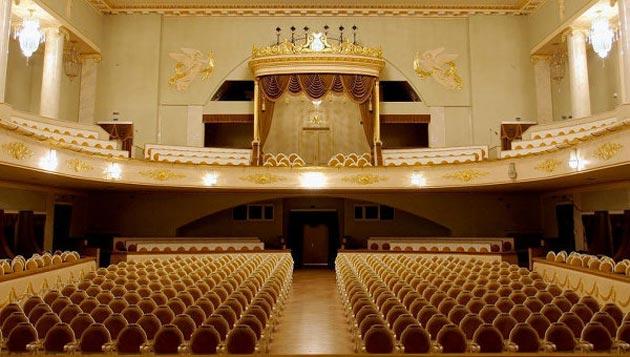 Sankt Peterburški teatar muzičke komedije