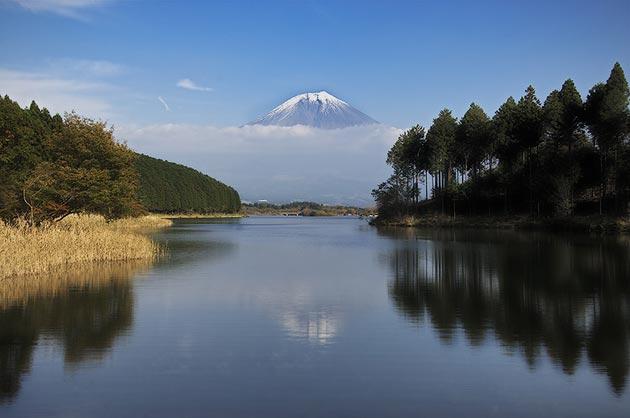 Jezero Tanuki