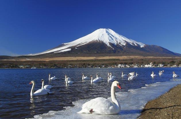 Jezero Kawaguchi