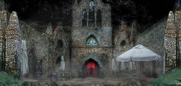Ulaz u Hellfire Pećine