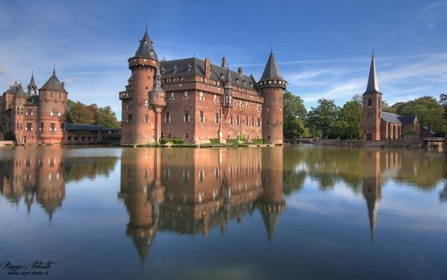 Dvorci koje verovatno nikada nećete posedovati - Page 3 Kasteel-de-Haar-3