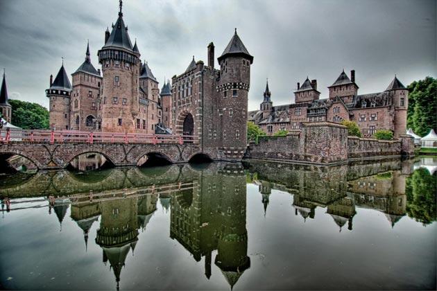 Dvorci koje verovatno nikada nećete posedovati - Page 3 Kasteel-de-Haar-6