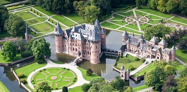 Dvorci koje verovatno nikada nećete posedovati - Page 3 Kasteel-de-Haar
