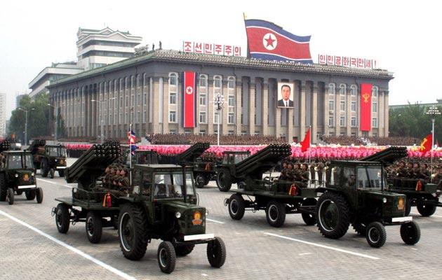 Sjeverna Koreja zauzima površinu od 120,540 km2, i (prema procjenama) ima oko 25 miliona stanovnika.